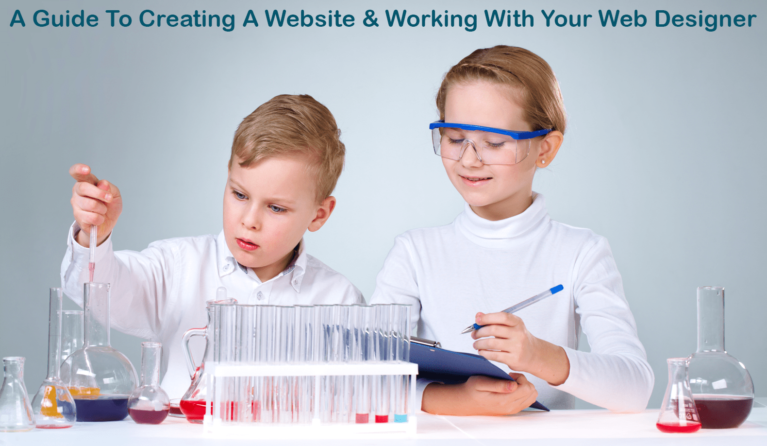 Creating A Website & Working With Your Web Designer pt1